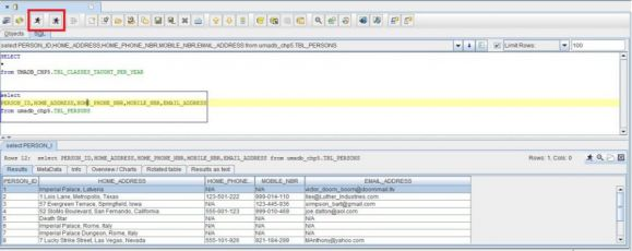 SQL 101: Tools of the Trade - Exploring SQuirreL's SQL Editor - Figure 3