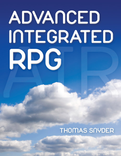 Advanced, Integrated RPG