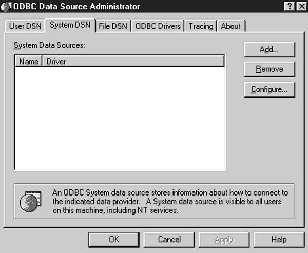 Configuring 32-bit Client Access/400 ODBC, Part 2