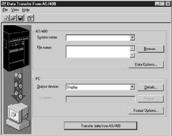 AS/400 Integrated File System Solutions, Part 3: Moving Data