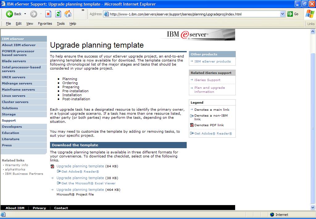 Planning for i5 Hardware Upgrades