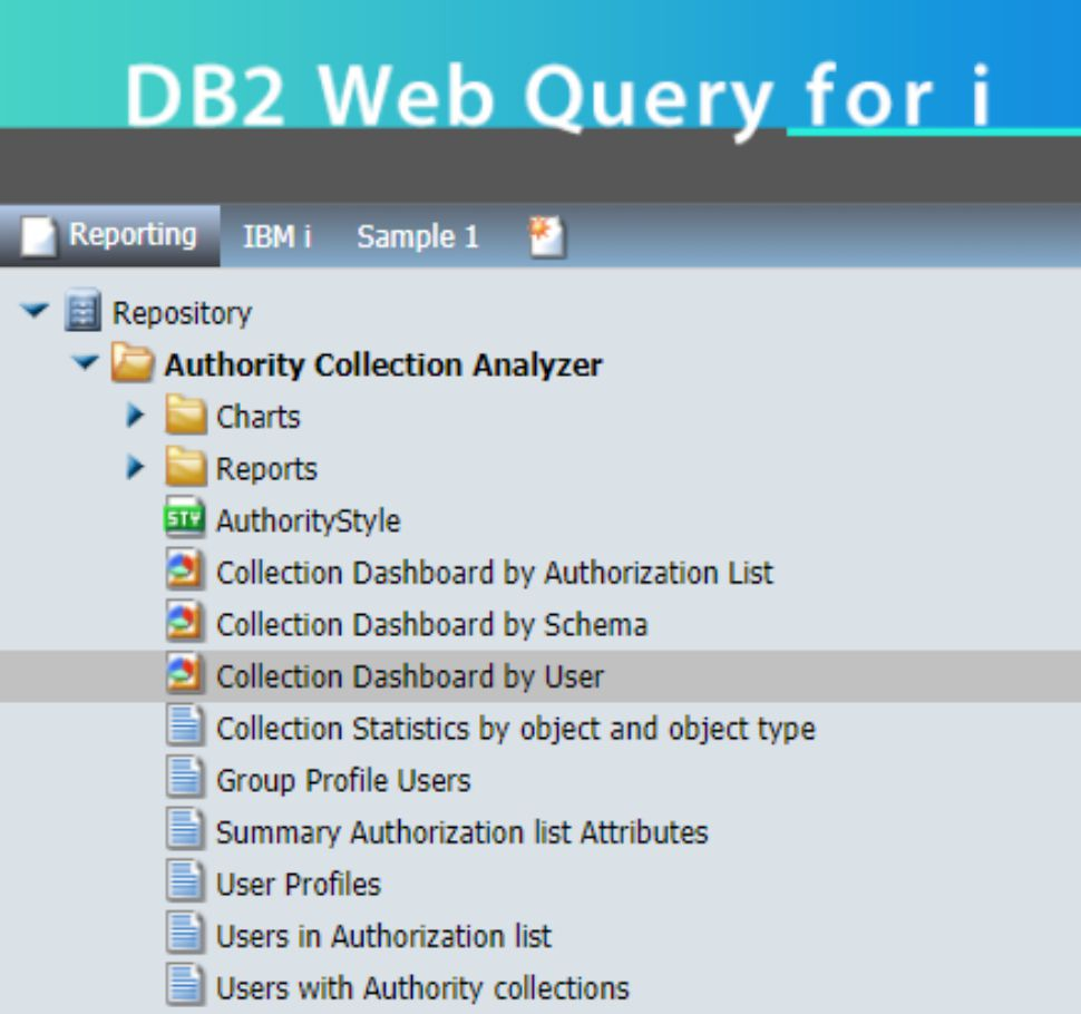 TechTip: Streamline Authority Collection with IBM Db2 Web