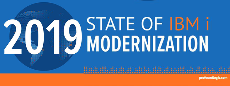 2019 State of IBM i Modernization