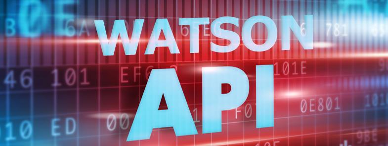 techtip watson apis personality insights