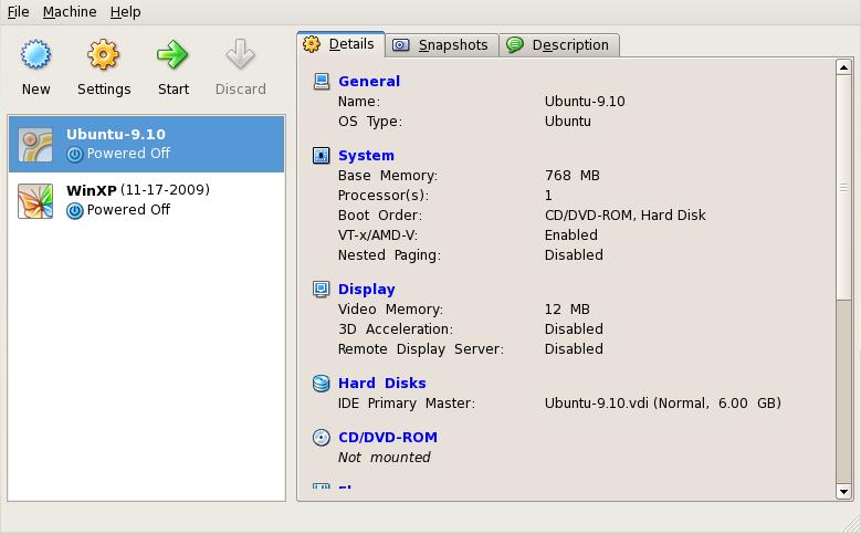 TechTip: Sun's Open-Source VirtualBox Rivals VMware Workstation