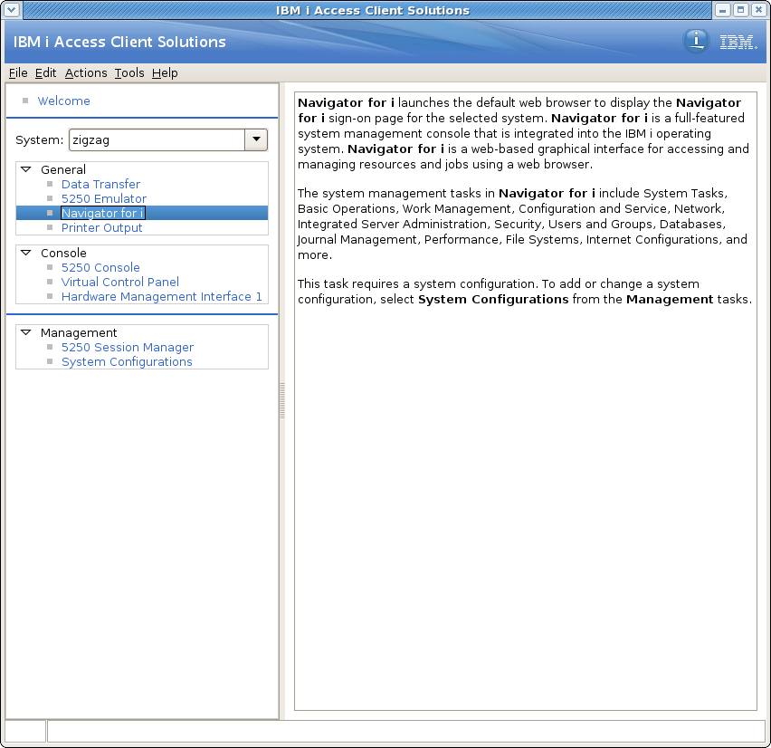 TechTip: Java-Based Client Access for the IBM i