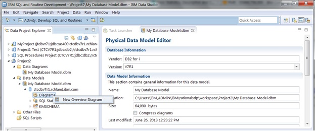 TechTip: Get a Grip on Your IBM i Databases with IBM Data Studio
