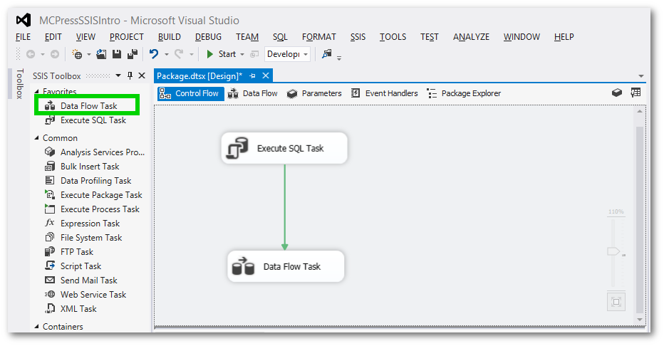 Simplify Common Database Operations, Including ETL, with a Few Point
