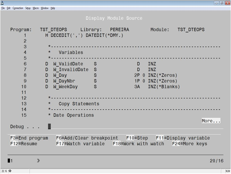 RPG Academy: Debug Done Right - Introducing the ILE Debugger